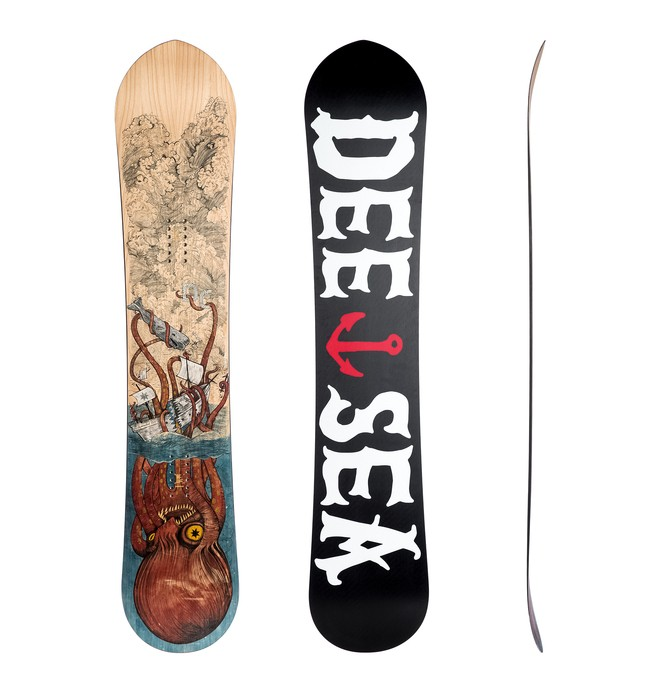0 Men's Supernatant Snowboard  ADYSB03001 DC Shoes