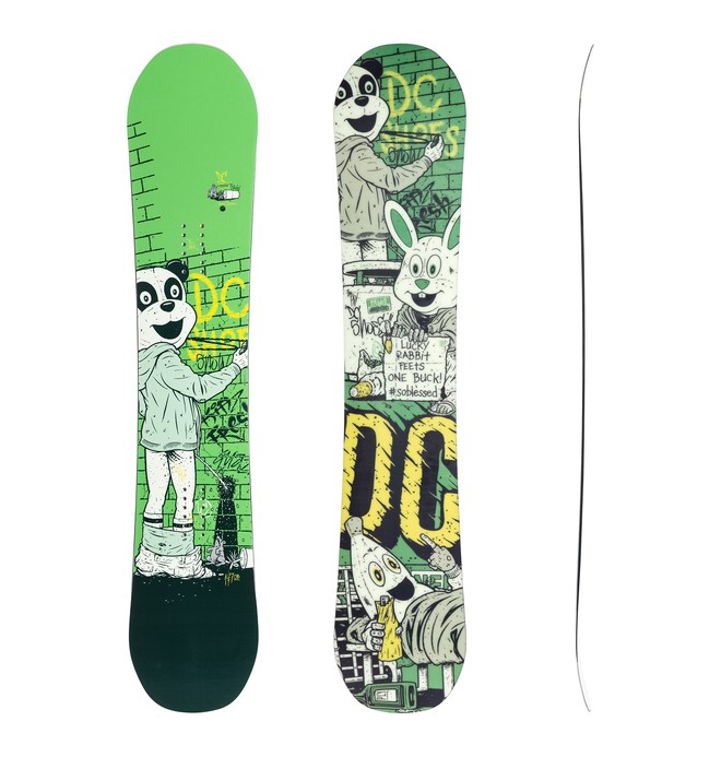 0 Ply - Tabla de snowboard  ADYSB03007 DC Shoes