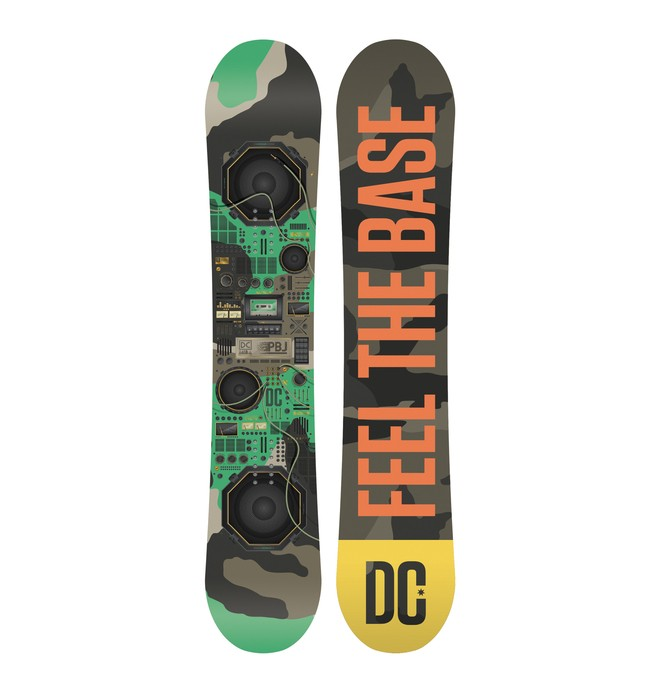 0 Men's PBJ Snowboard  ADYSB03013 DC Shoes