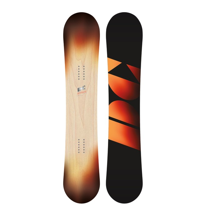0 Hombres Snowboard Núcleo Space Echo Stratus  Triax  ADYSB03016 DC Shoes