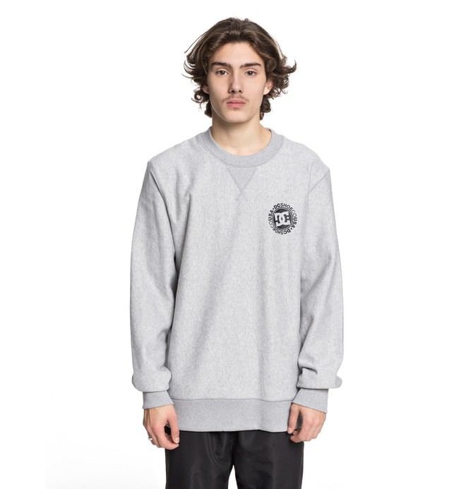 0 Core - Sweat pour Homme Noir ADYSF03019 DC Shoes