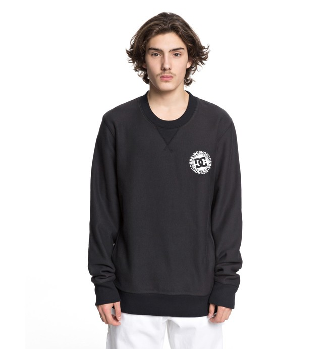 0 Men's Core Sweatshirt  ADYSF03019 DC Shoes