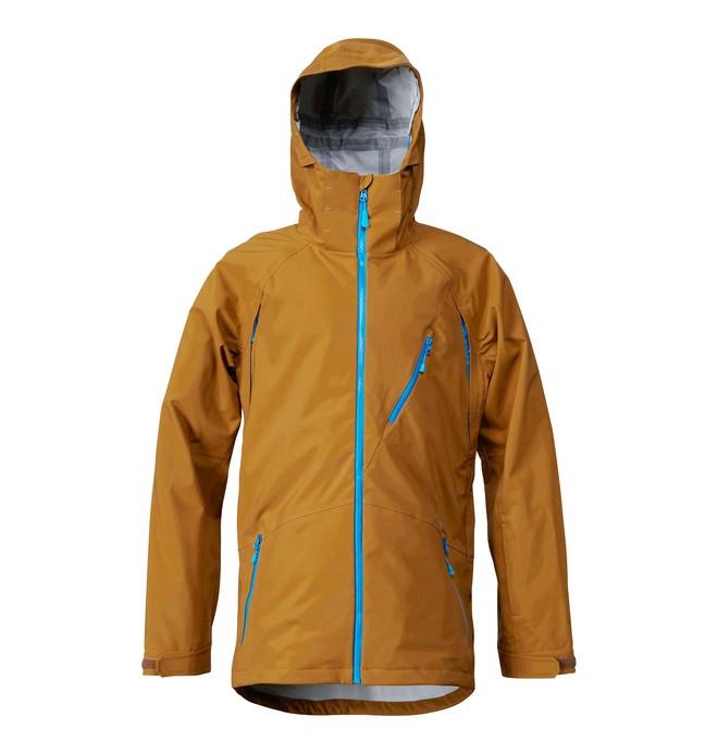 0 Men's Bipolar 3L Snowboard Jacket  ADYTJ00002 DC Shoes