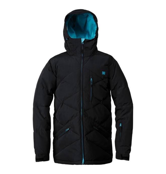 0 Men's Stage 14 Snowboard Jacket  ADYTJ00006 DC Shoes