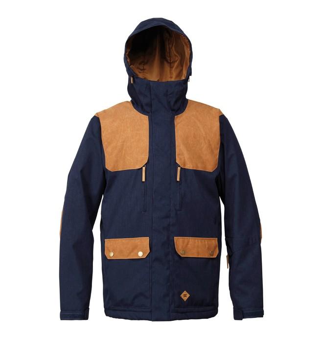 0 Men's Ranger Snowboard Jacket  ADYTJ00008 DC Shoes