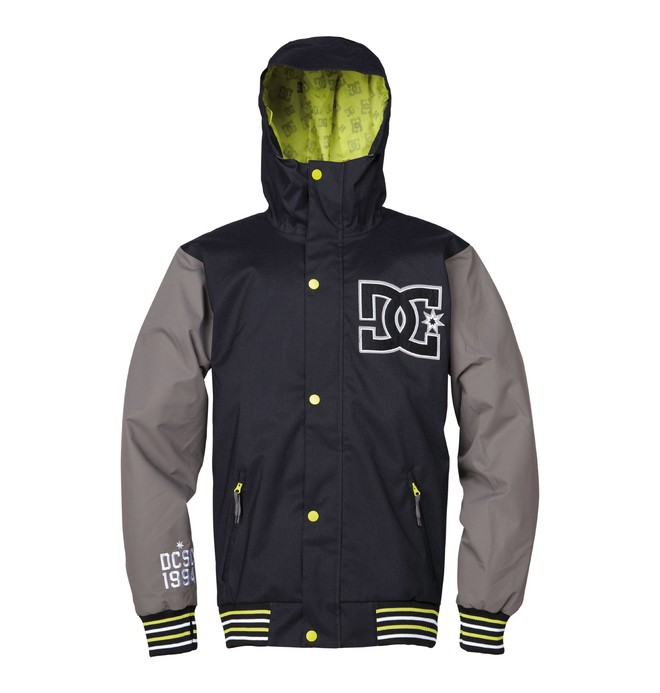 0 Men's DCLA Snowboard Jacket  ADYTJ00014 DC Shoes