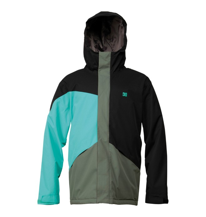 0 Men's Amo Snowboard Jacket  ADYTJ00017 DC Shoes