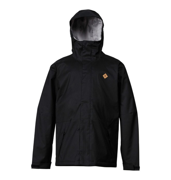 0 Men's Habit Snowboard Jacket  ADYTJ00018 DC Shoes