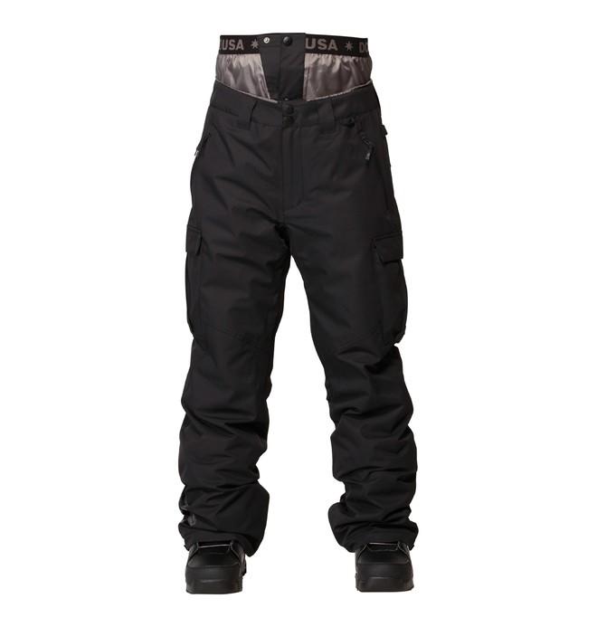 0 Men's Donon Snowboard Pants  ADYTP00004 DC Shoes