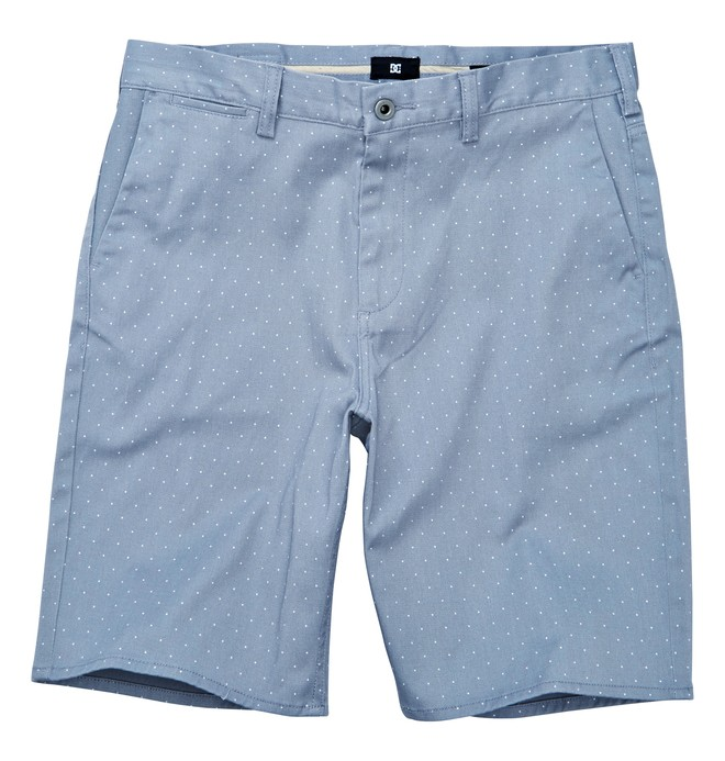0 Men's DC Worker Straight Short  ADYWS00063 DC Shoes