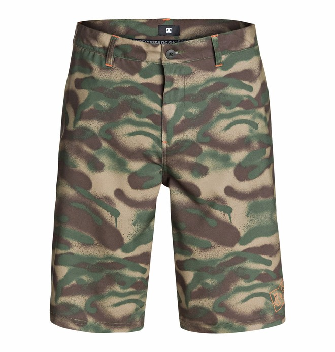 0 Men's Lanai Hybrid Shorts Walk Shorts  ADYWS03004 DC Shoes