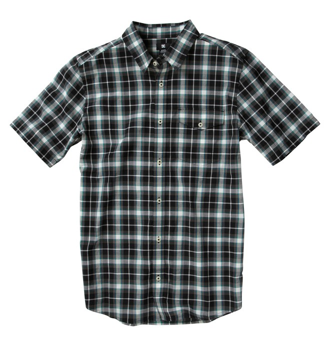 0 Men's Jocko Short Sleeve Shirt  ADYWT00014 DC Shoes
