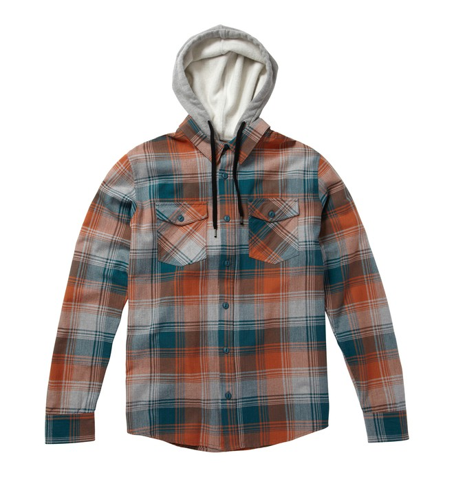 0 Men's Ranger Long Sleeve Shirt  ADYWT00015 DC Shoes