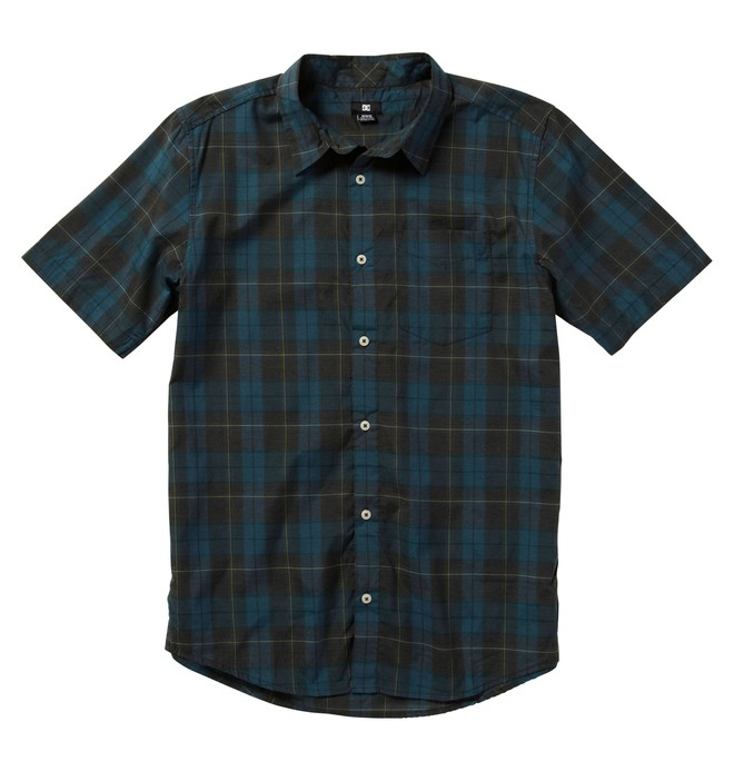 0 Men's Dharma SS Shirts  ADYWT00027 DC Shoes