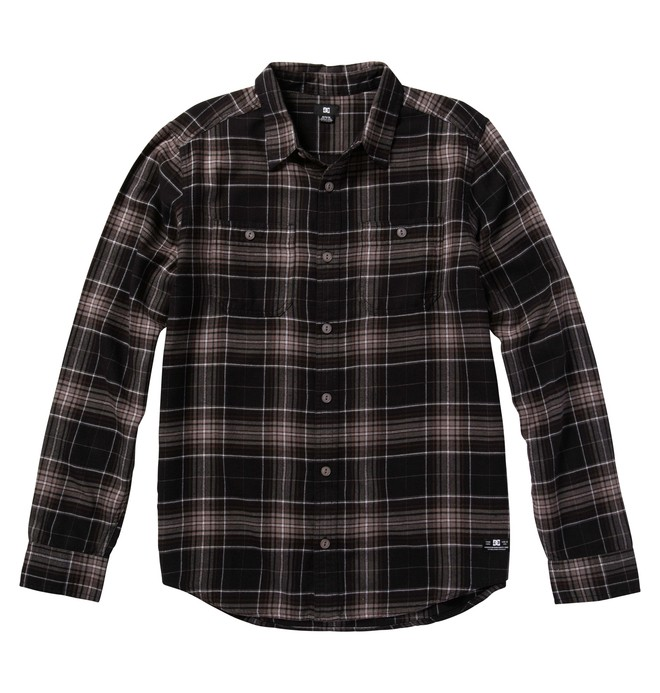 0 Men's KINGSMEN LS Shirts  ADYWT00029 DC Shoes