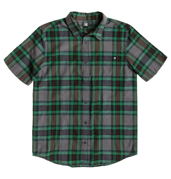0 Men's Arcade SS Shirt  ADYWT00050 DC Shoes