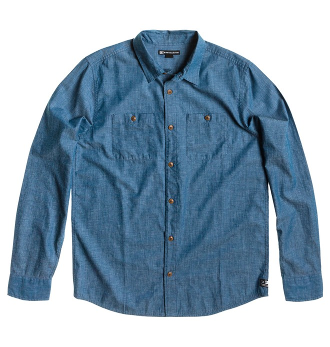 0 Men's Treeline LS Shirt  ADYWT00057 DC Shoes
