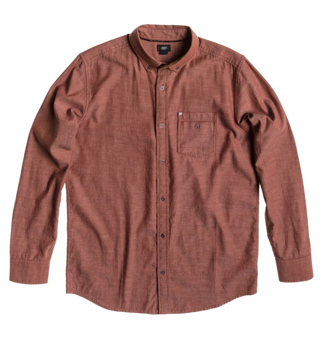 0 Men's Chris Cole Arcane LS Shirt  ADYWT00060 DC Shoes
