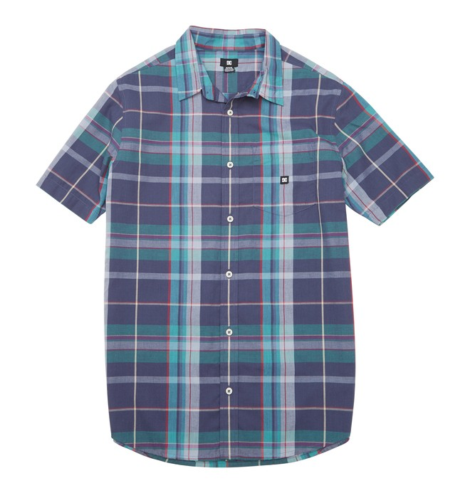 0 Men's Booker SS Shirt  ADYWT00065 DC Shoes