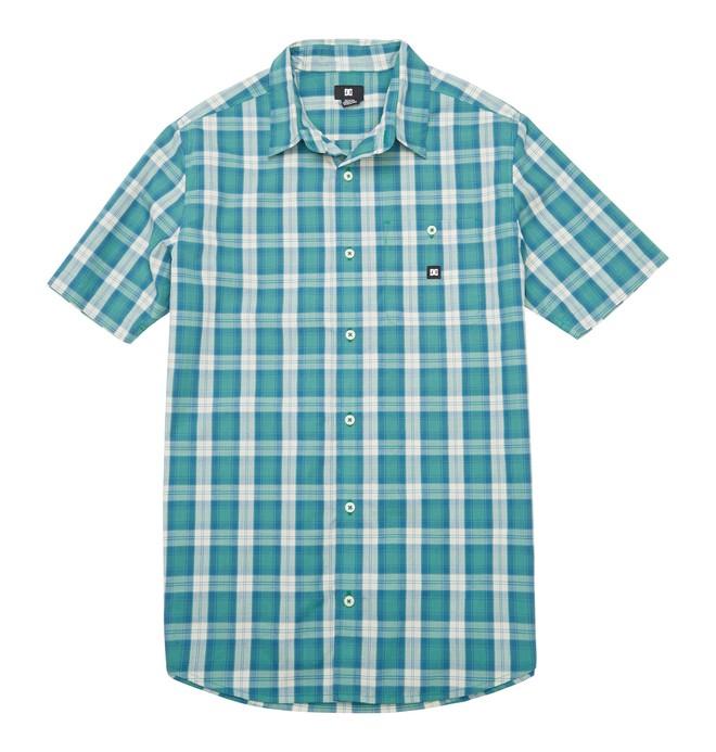 0 Men's Deeps SS Shirt  ADYWT00066 DC Shoes