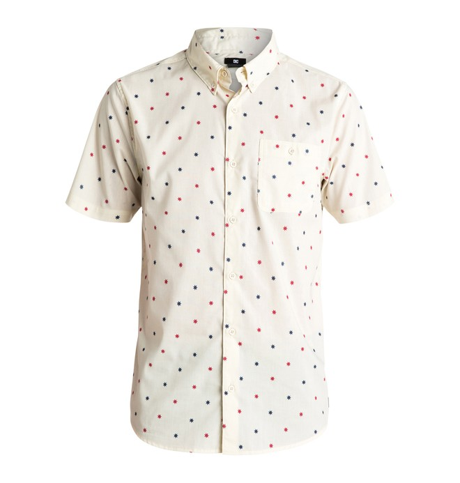 0 Men's Hammer Shirt  ADYWT03048 DC Shoes