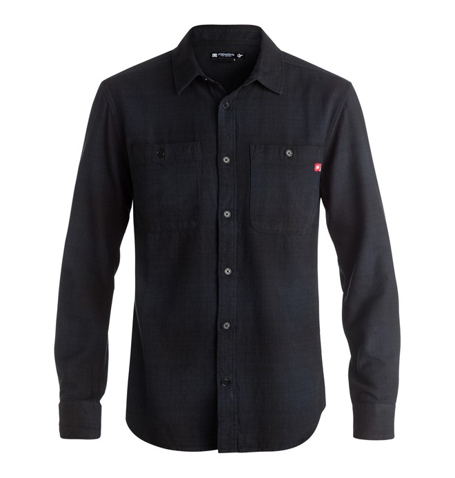 0 Cyril Flannel - Long Sleeve Shirt  ADYWT03056 DC Shoes