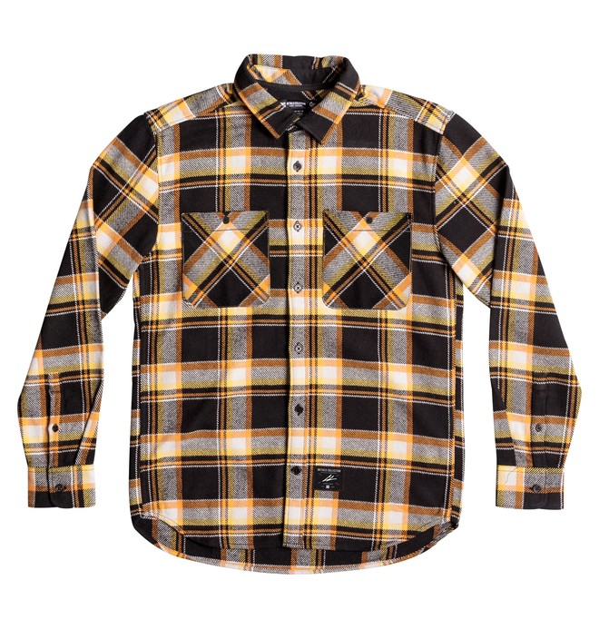 0 Flannel Long Sleeve Shirt  ADYWT03060 DC Shoes