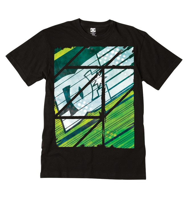 0 Men's Brrp Tee  ADYZT00138 DC Shoes