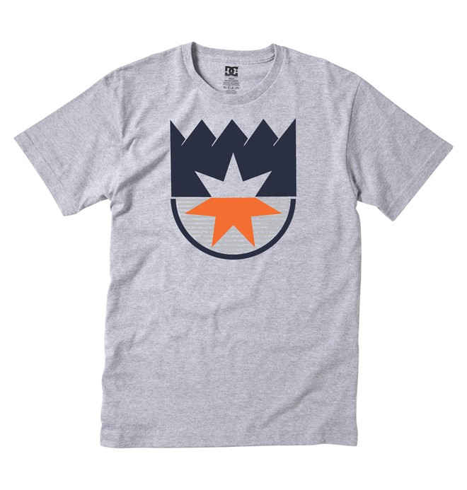 0 Men's Crowned Tee  ADYZT00141 DC Shoes