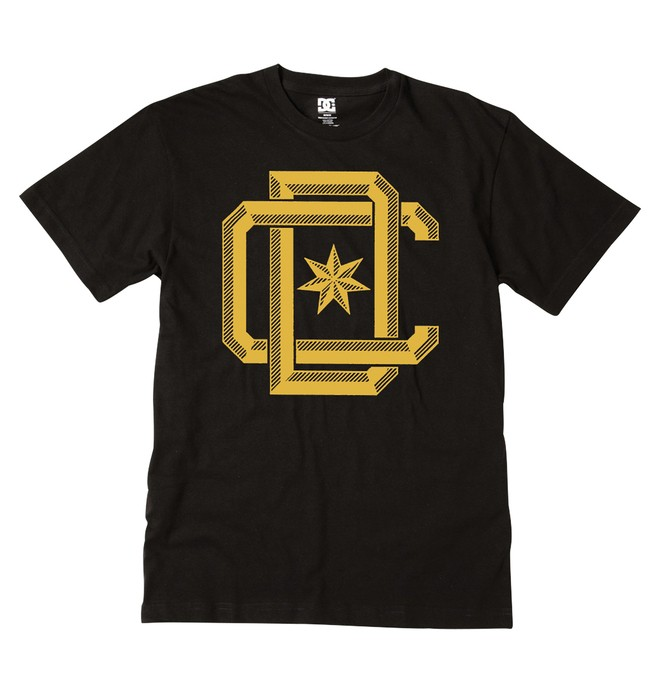 0 Men's Rawsquare Tee  ADYZT00339 DC Shoes