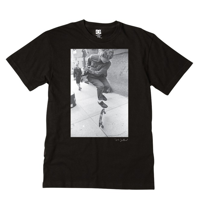 0 Men's Tobin 01 Tee  ADYZT00341 DC Shoes