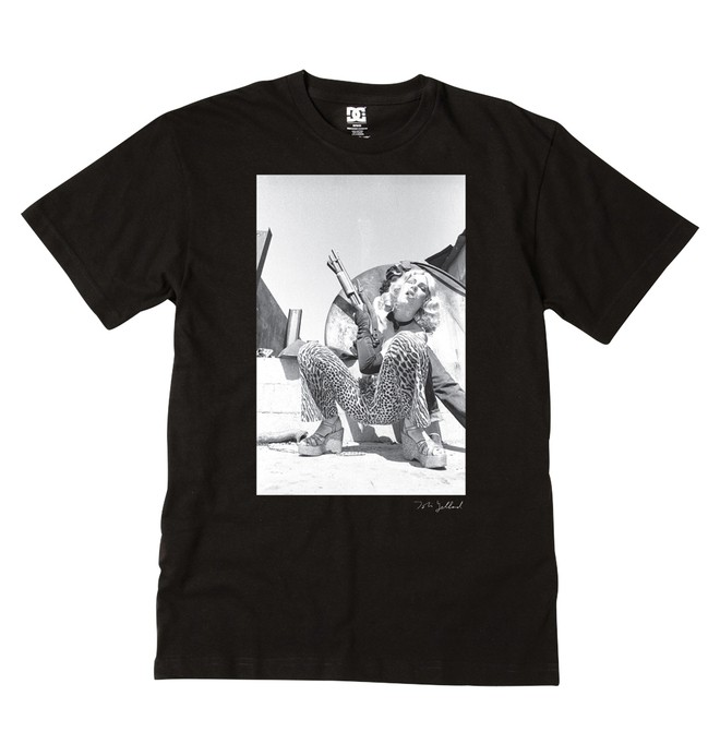 0 Men's Tobin 02 Tee  ADYZT00342 DC Shoes