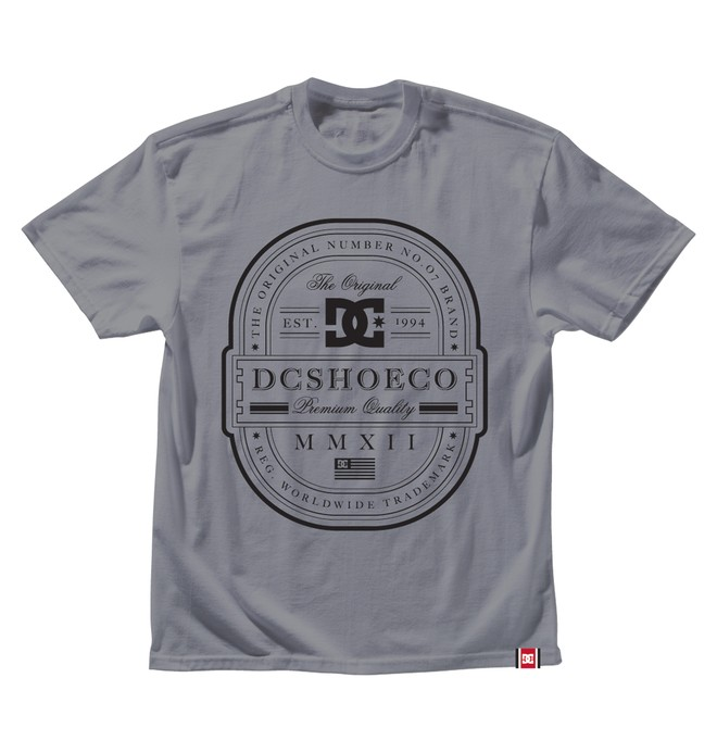 0 Men's Rob Dyrdek Lux Label Tee  ADYZT00345 DC Shoes
