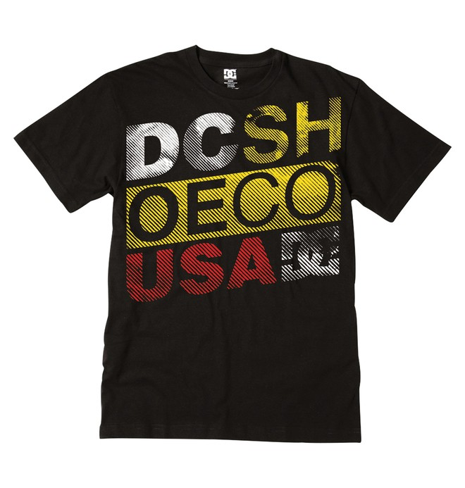 0 Men's Bailout Tee  ADYZT00380 DC Shoes