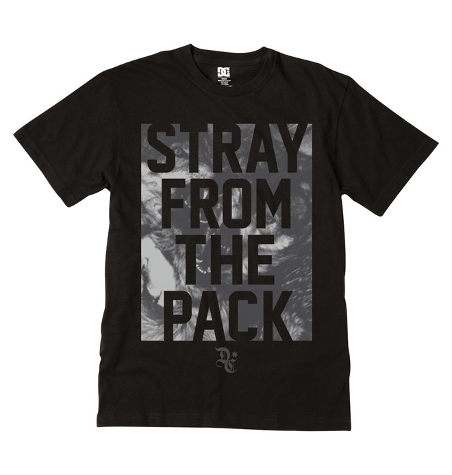 0 Men's Pack Mentality Tee  ADYZT00425 DC Shoes