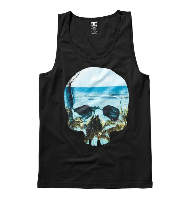0 Men's Seaskull Tank  ADYZT00431 DC Shoes