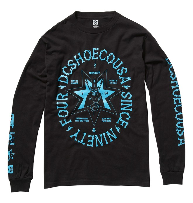 0 DEATHLY LS  ADYZT00432 DC Shoes