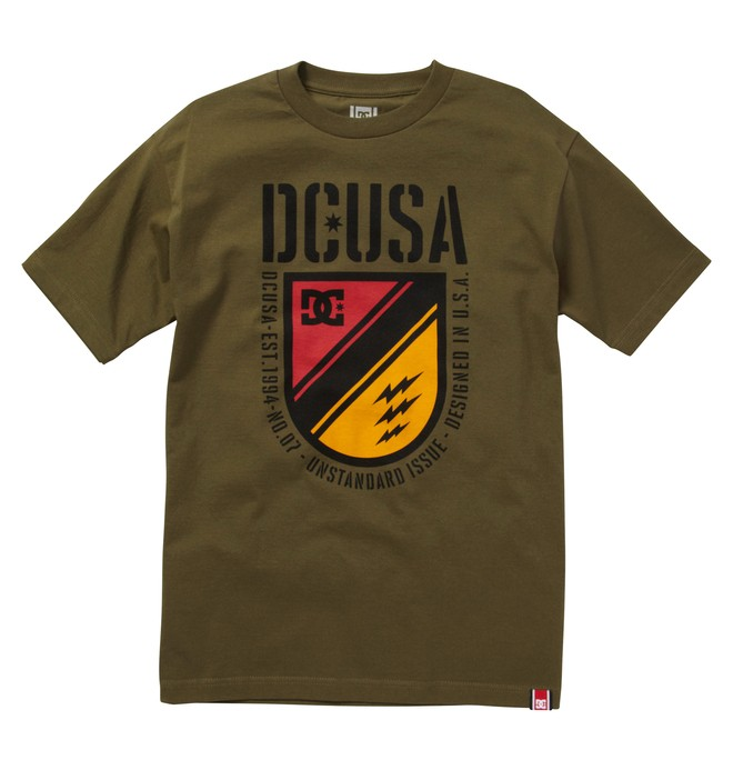 0 RD UNIT TEE  ADYZT00618 DC Shoes