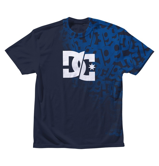 0 TP LIMITS TEE  ADYZT00630 DC Shoes