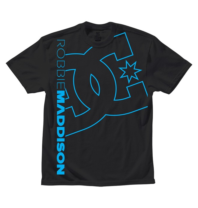 0 RM BIGTIME TEE  ADYZT00632 DC Shoes