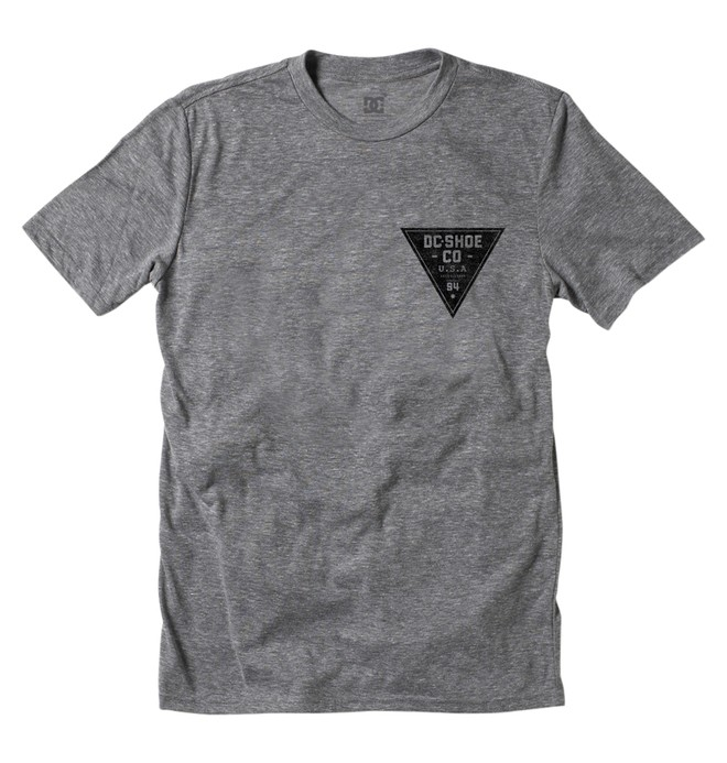0 Men's Chronicles Tee  ADYZT00767 DC Shoes