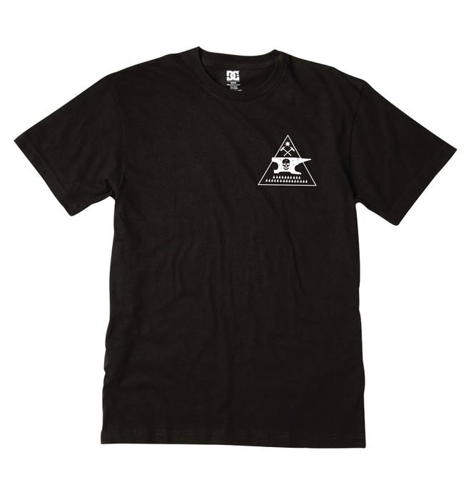 0 Men's Foundry Tee  ADYZT00793 DC Shoes