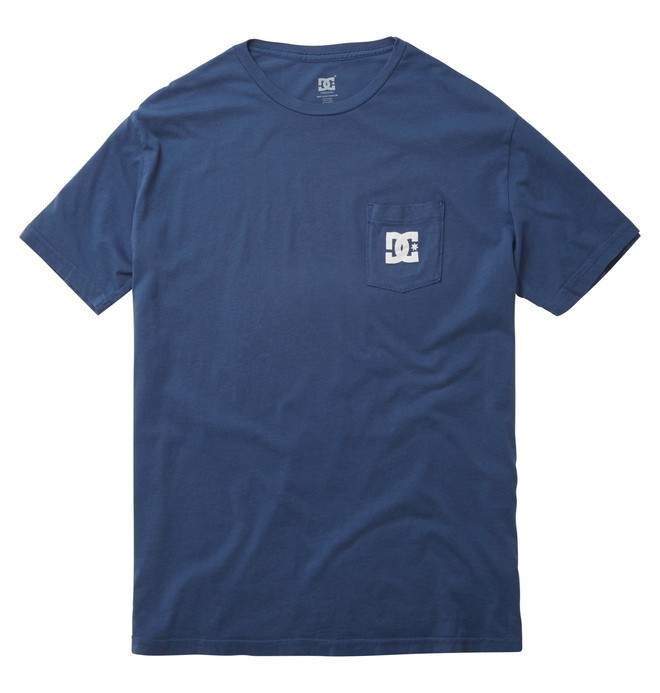0 Men's Chest Star Tee  ADYZT00981 DC Shoes