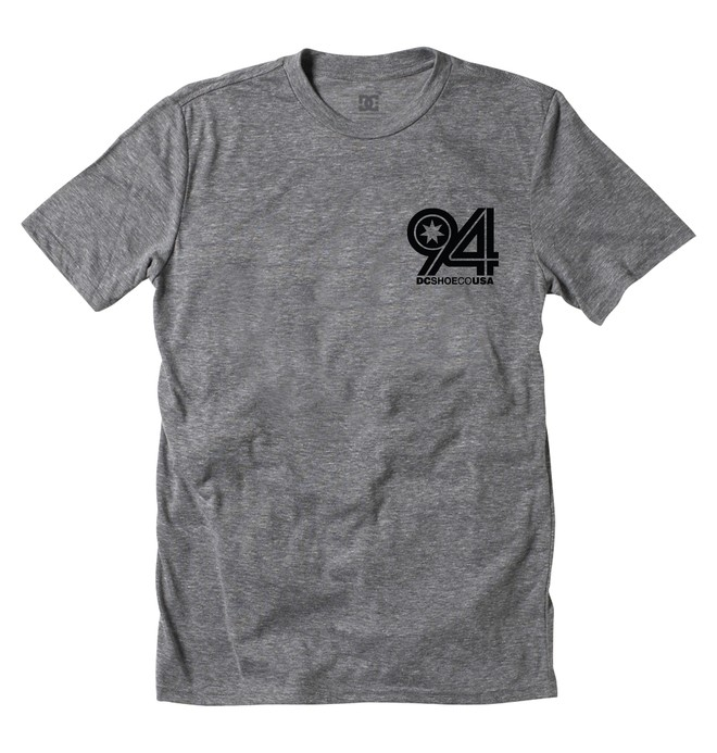 0 Men's Ninetyfoya Tee  ADYZT00997 DC Shoes