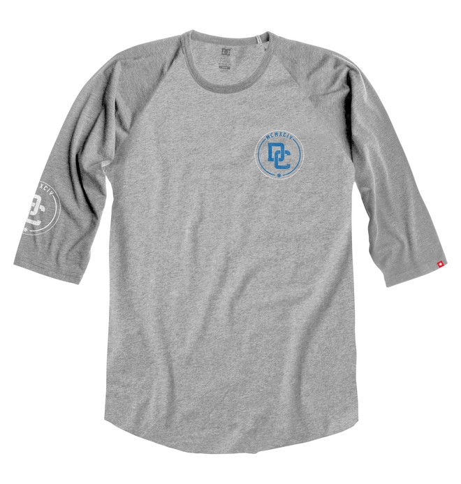 0 Men's Pike Tee  ADYZT01003 DC Shoes
