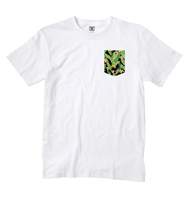 0 Men's Pocketeer Tee  ADYZT01256 DC Shoes