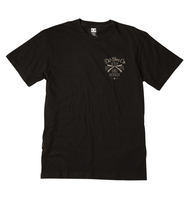 0 Men's Business Cut Tee  ADYZT01296 DC Shoes