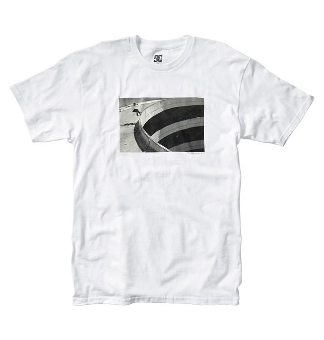 0 Men's Defcon Wes Kremer Tee  ADYZT01784 DC Shoes