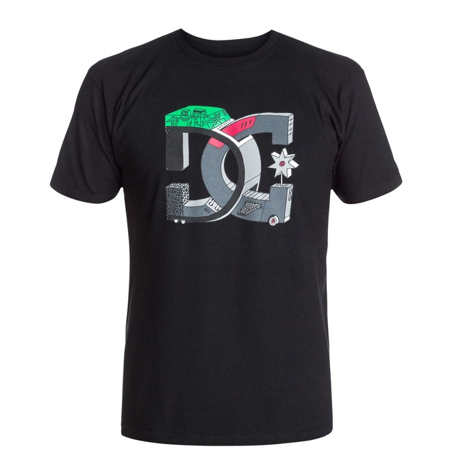 0 Star Ghica 1 Tee  ADYZT03000 DC Shoes