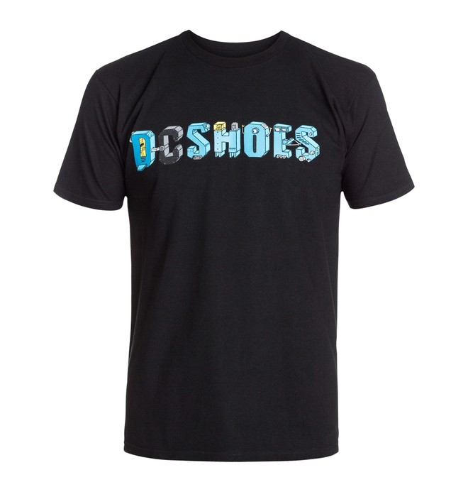 0 DC Ghica 2 Tee  ADYZT03005 DC Shoes